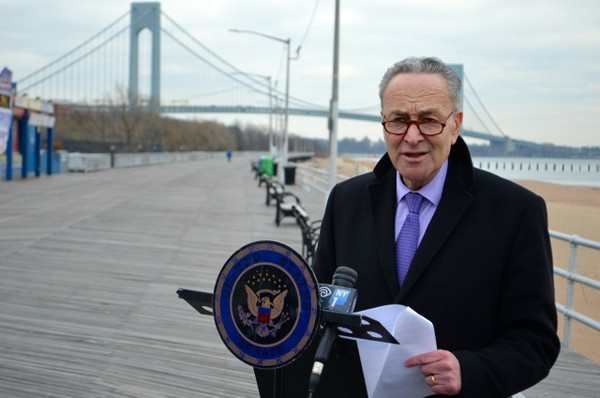 Without the easement, construction of the East Shore seawall cannot begin and gaining access to the land would require legislation. (Staten Island Advance photo)