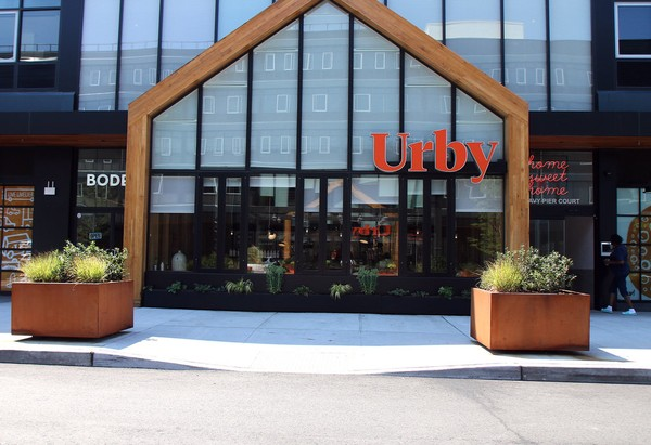 A new lawsuit accuses Urby of racially discriminating against some of its low-income tenants. (Staten Island Advance/Anthony DePrimo) (File)