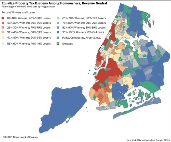 Cut in property taxes? This plan could save Staten Islanders