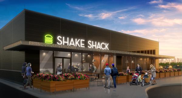 Shake Shack is opening in the Staten Island Mall on Sunday. (Courtesy of Shake Shack)