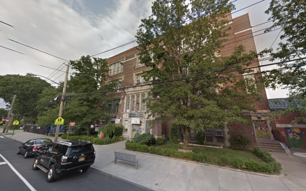 Authorities allege that the principal of PS 20 drove drunk Friday night. (Courtesy: Google)