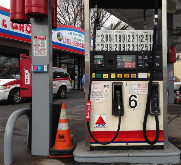 With gas prices creeping up again, here are some of the stations where you can get the most bang for your buck at the pump. (Staten Island Advance)