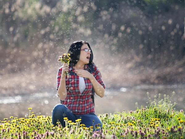 Forecasters are predicting a bad allergy season this year. (Shutterstock photo)