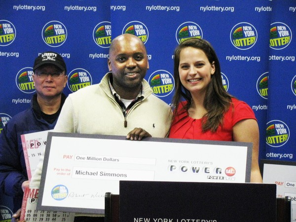 Bronx woman prevails over Staten Island man in $1-million lottery