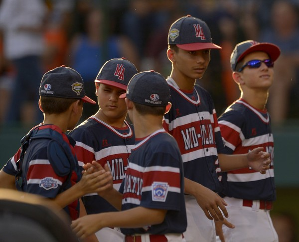 meet 84cfe 05f79 Little League players to be honored by S.I. Yanks, Empire ...