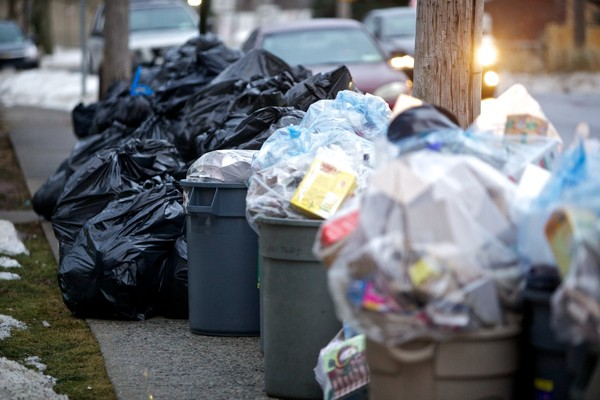 The Department of Sanitation has hired Resource Recycling Systems as a consultant to develop a Save As You Throw program in New York City.