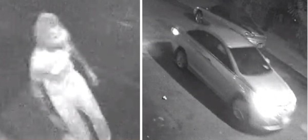 The NYPD posted this photo of a person of interest in a burglary attempt in Mariners Harbor.