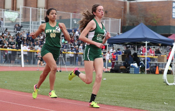 New Dorp's Madelyn Rodriguez and NDA's Sierra Dinneen were each named SIHSTF All Stars.