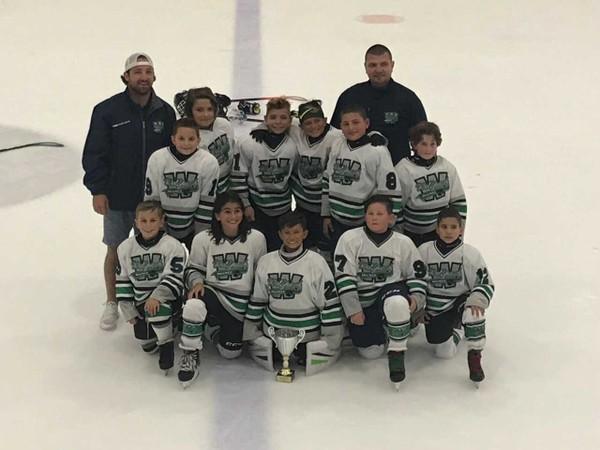Islanders Help Woodbridge Wolfpack Capture Ice Hockey Crown Silive Com