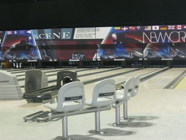 The Oncenter Convention Center, which hosted the 2011 USBC Women's Championships (seen here), will be the home of the 2018 USBC Open Championships.