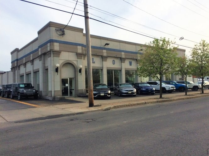 The Maguire Family of Dealerships plans to move merge the Lowery Bros. Chrysler Jeep dealership in Syracuse with its Dodge Ram store on Hiawatha Boulevard. (Rick Moriarty | rmoriarty@syracuse.com)