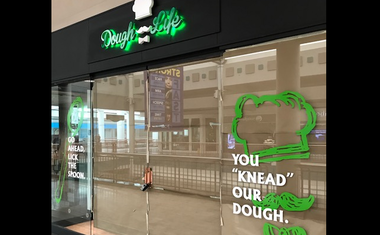 The new Dough Life location will be in the former Teavana location on the second floor near J.C. Penney.