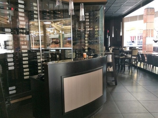 The Melting Pot restaurant in Destiny USA went dark on Monday after six years in business. (Rick Moriarty | rmoriarty@syracuse.com)