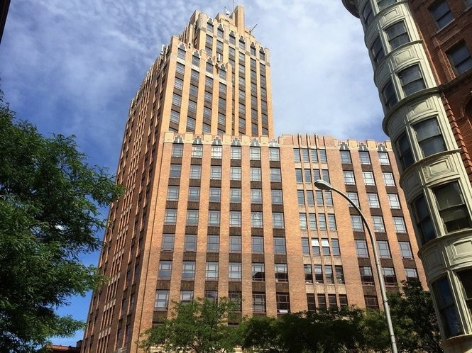 Sidearm Sports will become the largest tenant in the State Tower Building in Syracuse when it moves its headquarters into the building in December. (Rick Moriarty | rmoriarty@syracuse.com)