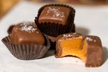 A caramel made by Hercules Candy Co.