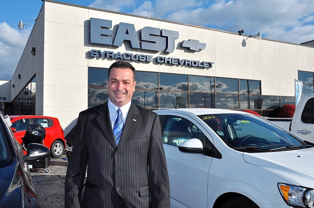 East Syracuse Chevrolet Dealer Nominated For Time Dealer Of Year Award Syracuse Com