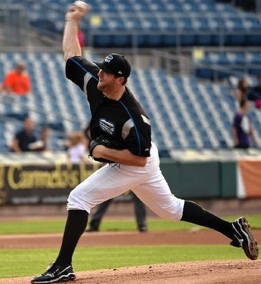 Mitch Lively will start Game 3 for the Syracuse Chiefs against Pawtucket in an International League semifinal series Friday at NBT Bank Stadium.
