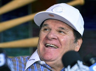 Former baseball player and manager Pete Rose will be the guest speaker at the Syracuse Chiefs' Hot Stove Dinner on Jan. 22 at the Oncenter.