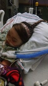 For days after the crash, Peyton's hair was messy with blood, her mother said, until a nurse at Rochester's Strong Memorial Hospital cleaned and braided it.