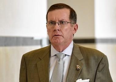District Attorney William Fitzpatrick