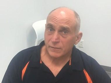 Former Cayuga County Assistant District Attorney Jeffrey Domachowski.