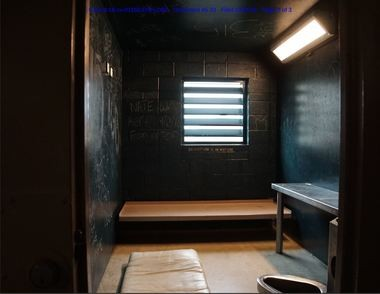 The Onondaga County Sheriff's Office was sued last year for detaining juvenile inmates for up to 23 hours a day in cells like this one at the Justice Center.