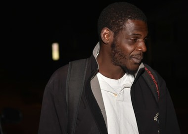 Boyfriend of Loindale Johnson's mom David Carroll remembers Johnson after he was shot and killed Wednesday night in the 300 block of Coolidge Avenue in Syracuse. Johnson was 15. Photo by Scott Schild   sschild@syracuse.com
