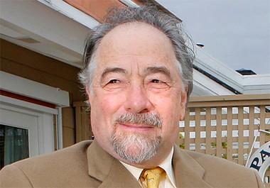 Radio talk show host Michael Savage poses in this Dec. 3, 2007 file photo in Tiburon, Calif.