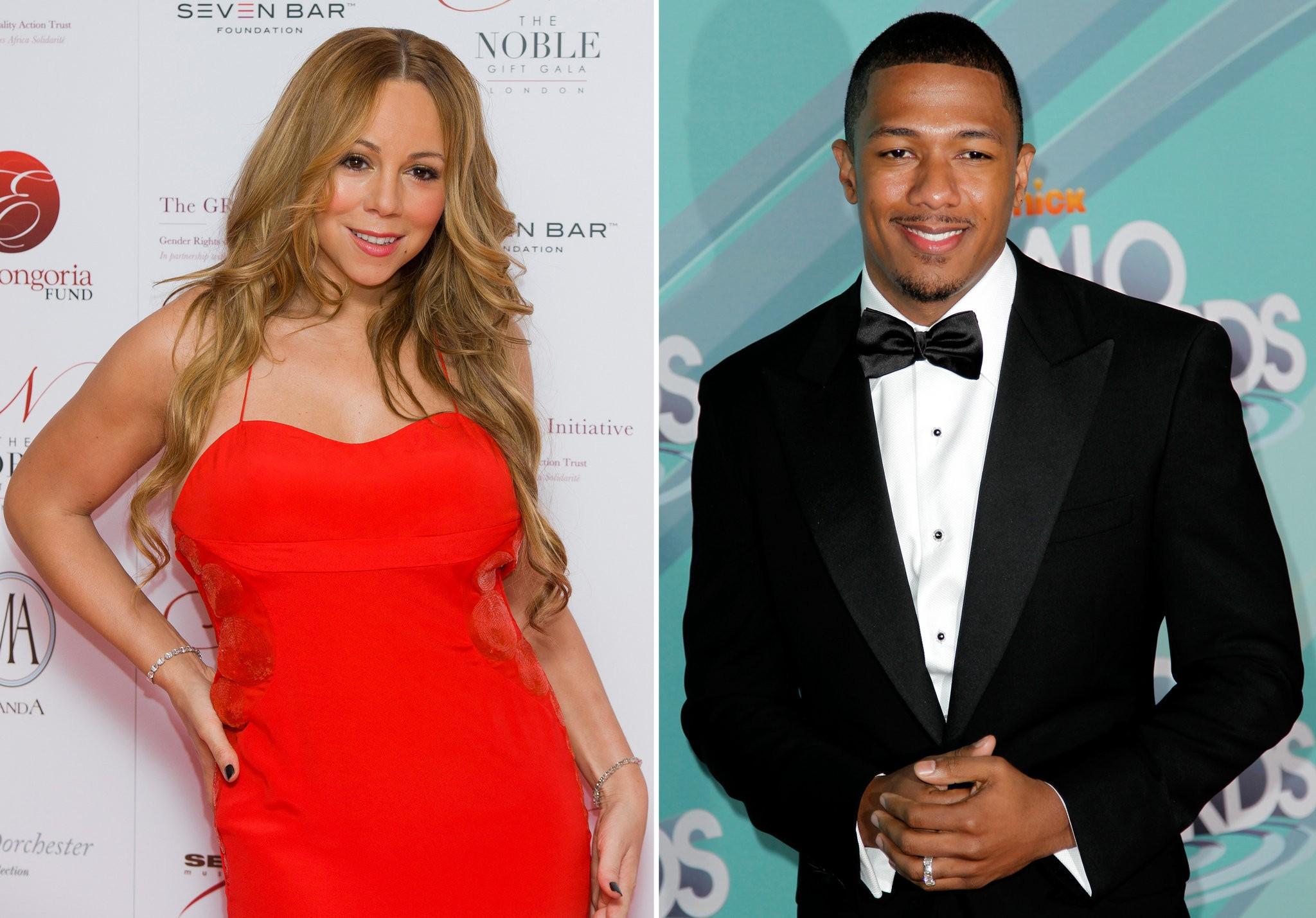 Mariah Carey Says Nick Cannon Has Kidney Failure Syracuse Com