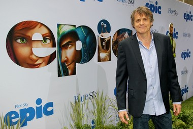 Fayetteville-Manlius graduate Chris Wedge attends the New York premiere of 'Epic' presented by BlueSky Studios and 20th Century Fox. Wedge directed the new animated film opening this Friday.