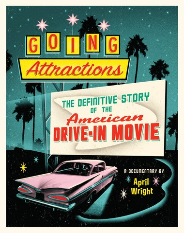 "Director April Wright will bring ""Going Attractions,"" her new documentary about drive-in movie theaters, to the Midway Drive-In in Minetto for a screening on Friday, June 7. This year marks the 80th anniversary of the drive-in industry."