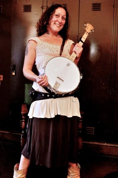 Ukulele player Emily Yates comes to the Westcott Theater Aug. 16