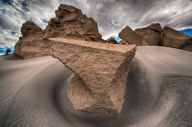Pumice Stone Fields, Argentina