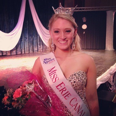 "Caitlin Nolan of Camillus was crowned Miss Erie Canal 2014 on February 16, 2014. Nolan's contestant platform is ""Juvenile Diabetes Support and Awareness."""