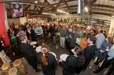 Roughly 350 people attended Shamrock's Celebration last year to benefit the Shamrock Animal Fund.