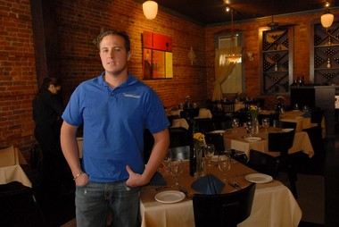 George Angeloro is the owner of Francesca's Cucina at 541 North Salina St.