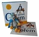 "The popular ""Elf on the Shelf"" idea gets a Jewish twist this year with Carolyn Greenwald's ""The Gelt Giving Golem."""