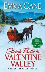 """""""Sleigh Bells in Valentine Valley"""" by Emma Cane"""