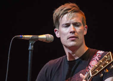 Guitarist Jonny Lang comes to Paper Mill Island in Baldwinsville on Friday, July 24. Above, Lang performs during the Experience Hendrix Concert Tour at the Cobb Energy Performing Arts Centre on Wednesday, Sep. 24, 2014, in Atlanta.