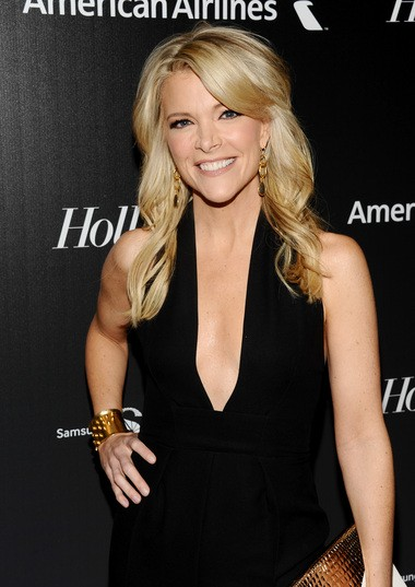 Megyn Kelly attends The 35 Most Powerful People in Media hosted by The Hollywood Reporter at The Four Seasons Restaurant on Wednesday, April 8, 2015, in New York.