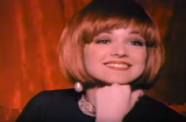"Rita Worlock, a Syracuse actress, appears in Prince's 1994 music video, ""The Most Beautiful Girl in the World."""