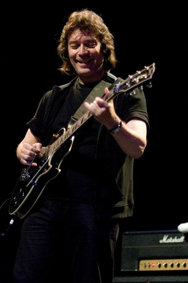Steve Hackett, former lead guitarist with Genesis, will perform at the State Theater in Ithaca Saturday, Feb. 18, 2017.