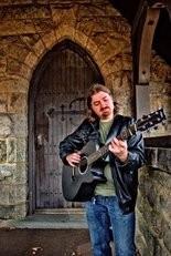 Singer-songwriter Kyle Hancharick