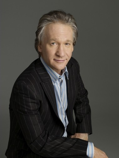 Bill Maher will perform at the Crouse-Hinds Theater in Syracuse on Sunday, Oct. 7.