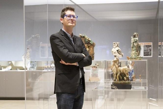 Garth Johnson is the new Paul Phillips & Sharon Sullivan Curator of Ceramics at the Everson Museum of Art