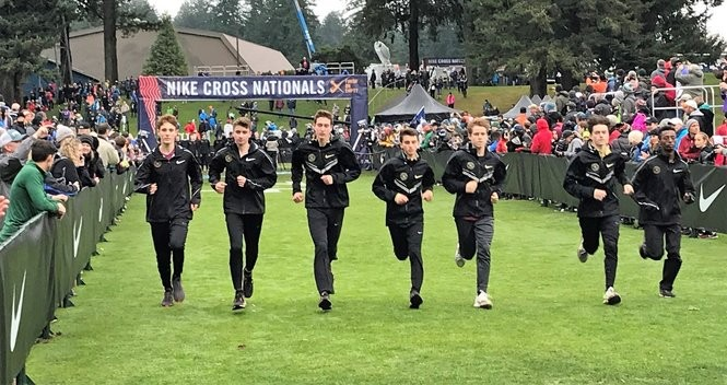 separation shoes 52dfa c0125 F-M boys cross country takes 5th at Nike Cross Nationals ...