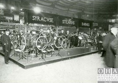 Stearns Bicycle Store