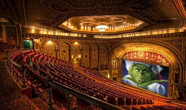 """A screening of """"Dr. Seuss' How the Grinch Stole Christmas"""" will be shown at the Landmark Theatre on Dec. 17 at 3 p.m."""