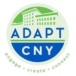 The new logo for Adapt CNY
