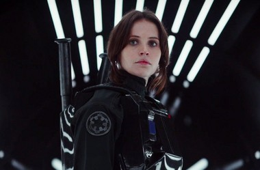 """Rogue One: A Star Wars Story"" opens Dec. 16, 2016."
